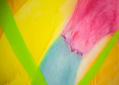 Cotton Candy 3 | 30x40 | Christa Chain Art